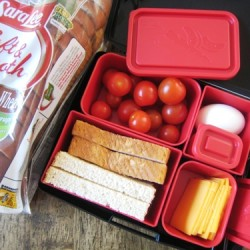 Lunchtime Solutions, Sara Lee Soft and Smooth, & A Giveaway