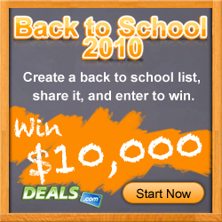 School Supplies, Bargain Hunting and Deals.com