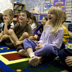 Preparing Your Child for Public Kindergarten