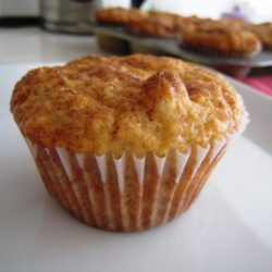 Apple Cinnamon Muffins (Ultimate Recipe Swap: Apples)