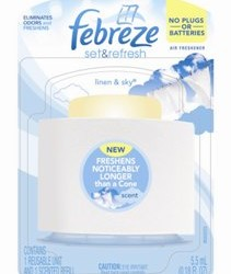 Febreze Set and Refresh – A Giveaway