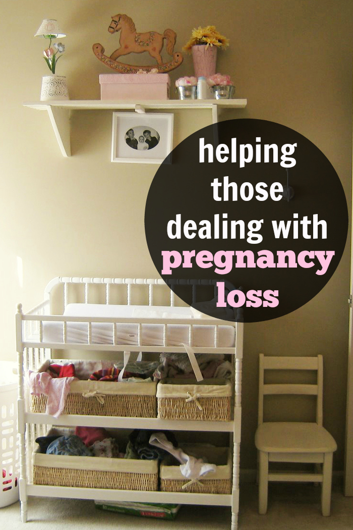 Helping Those Dealing with Pregnancy Loss