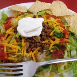 Easy Taco Salad to Feed a Crowd – Ultimate Recipe Swap