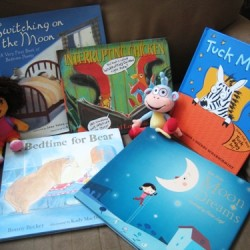 Bedtime Stories from Candlewick Press – A Giveaway