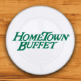 hometown buffet plate