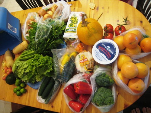 Grocery Geek Presents: Final Week of Our CSA Trial