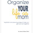Organize book cover