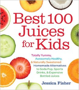 cover of Best 100 Juices for Kids