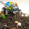 Lego Powerminers Cake