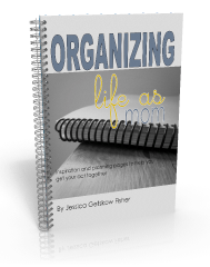 ebook3 New E Book   Organizing Life As Mom