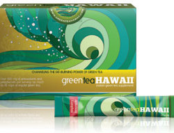 A Giveaway from Green Tea Hawaii