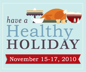 Is a Healthy Holiday Feast Possible?