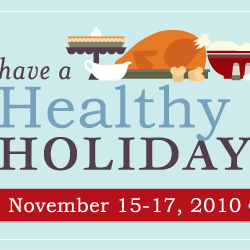 A Healthy Holiday Round-Up