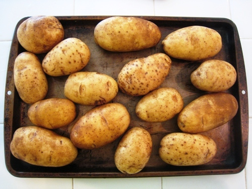 Freezing Potatoes - Get a great deal on potatoes? Prep them for the freezer to maximize your savings.