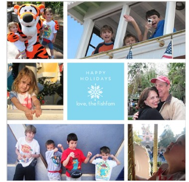Printing Fun Picture Cards with Shutterfly