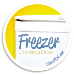 Save Money with Freezer Cooking (& Share Your Own Ideas)