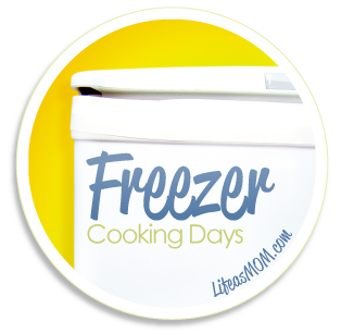 Busy Holiday Freezer Cooking Plan & Grocery List | Life as MOM