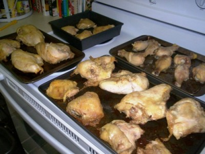 bulk batch chicken