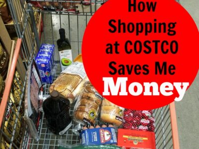 How Shopping at Costco Saves Me Money