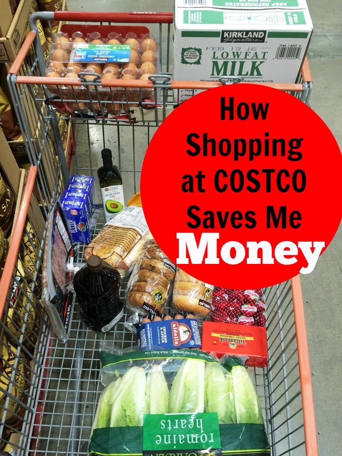 How Shopping at Costco Saves Me Money | Life as Mom