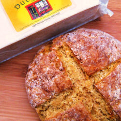 Irish Soda Bread & Dubliner Cheese for St. Patrick's Day