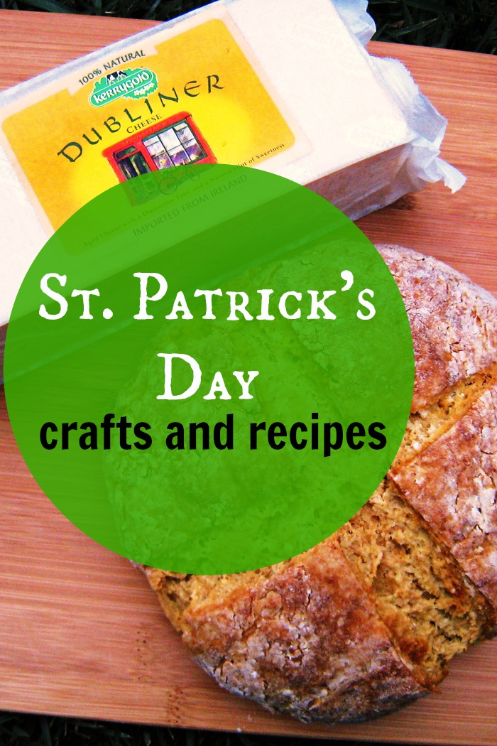 St Patrick's Day Crafts and Recipes | Life as Mom