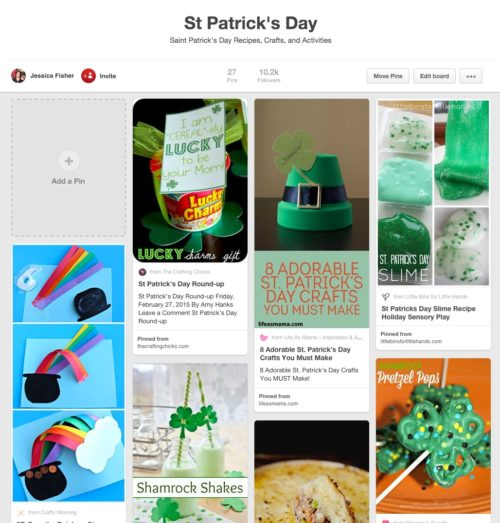 St Patrick's Day Crafts & Recipes for Kids