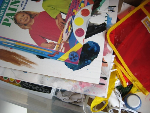 Craft Supplies to Keep on Hand for Kids' Art