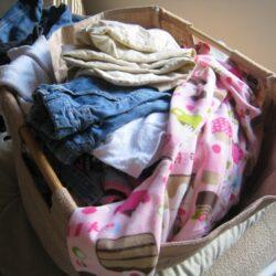 Survive the Laundry Pile