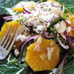 orange salad 2