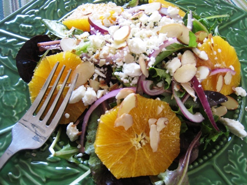 Great Flavors for Spring Salads