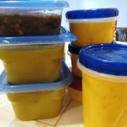 Soups for the Freezer (& Share Your Freezer Cooking Results)