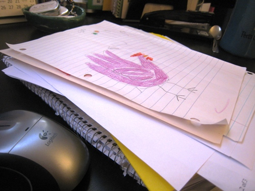 Managing Your Paper Clutter: What to Look for in Online Storage