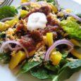 veggie taco salad 2