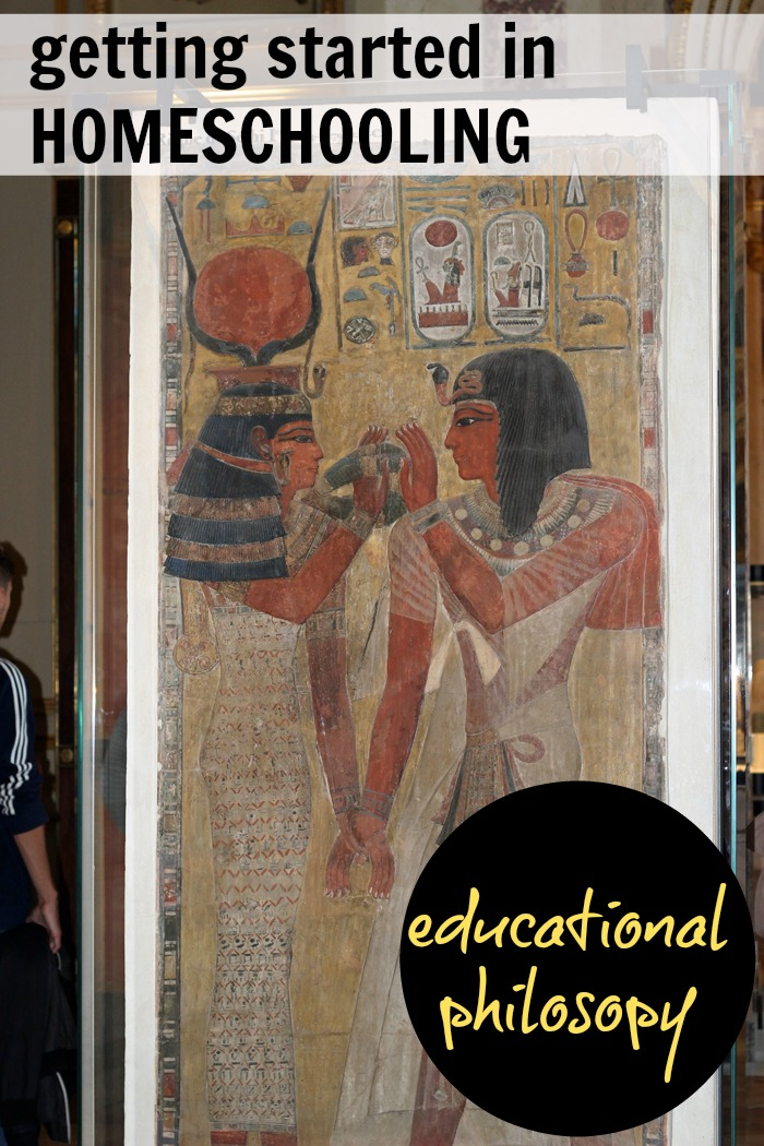 Homeschooling Educational Philosophy | Life as Mom