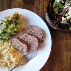 Meatloaf on the Grill (Ultimate Recipe Swap)