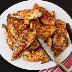 Spicy Chicken Rub for Grilled Chicken