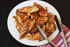 Spicy Chicken Rub LAM