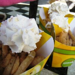 apple fries legoland
