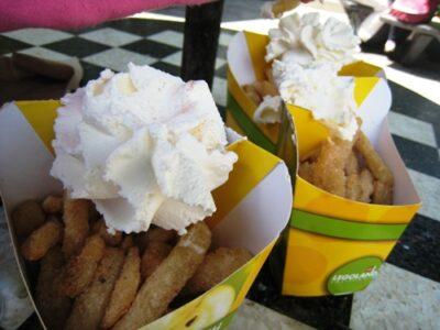 apple fries legoland