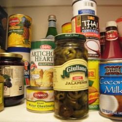 Food Storage & Saving Money on Groceries
