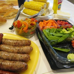 A California-Meets-Midwest 4th of July Menu (Ultimate Recipe Swap)