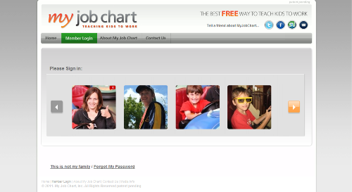 Kids, Chores, and MyJobChart.com