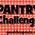 pantry challenge gce