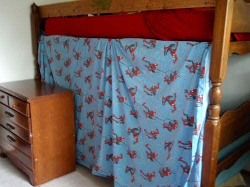 Fun & Frugal Bedtime Tents for Children