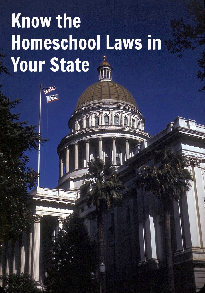 Know the Homeschool Laws in Your State Life as Mom
