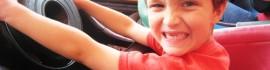 bumper car driver