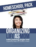 Homeschool Pack (updated for 2014-2015)