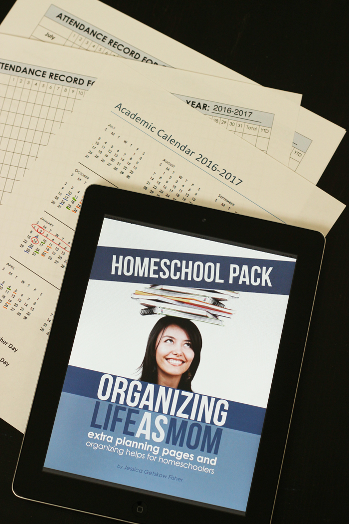 Building Your Academic Calendar for Homeschooling