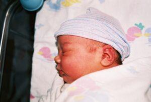 Newborn FishBaby